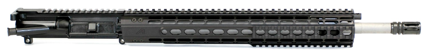 6.5 Grendel L.P.R. Rifle Length Piston Match Grade Upper with A.P. Quad Handguard