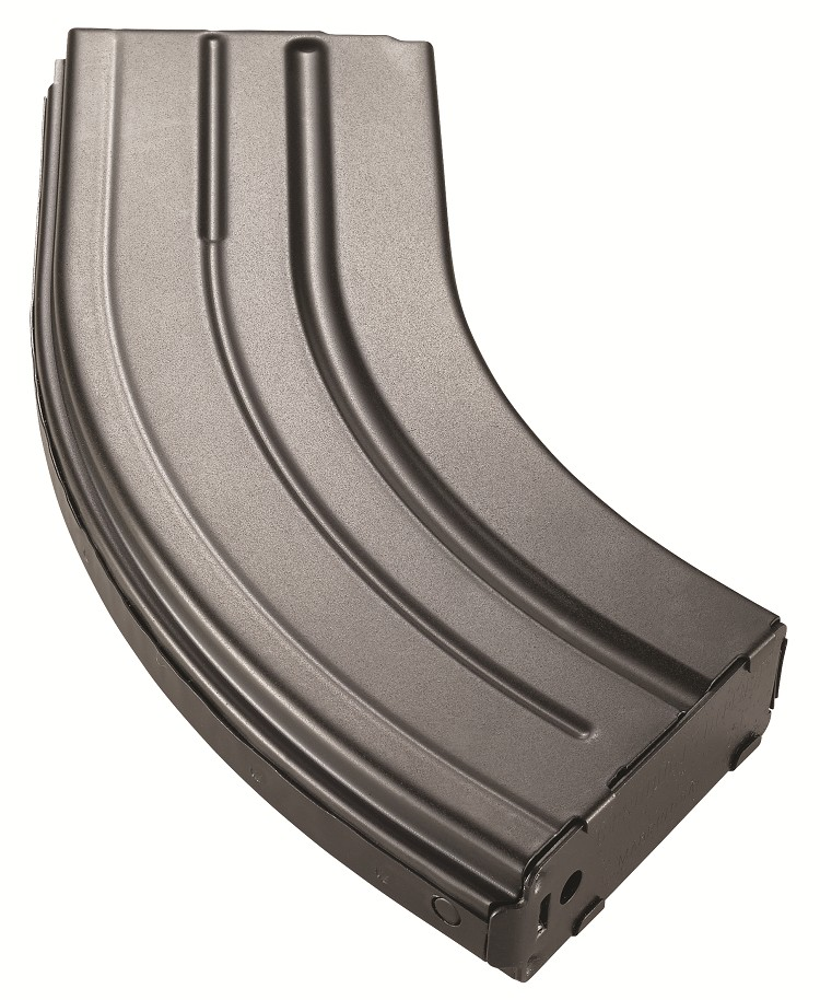 C Products Defense - DURAMAG 7.62x39 28rd Magazine Black-T Finish