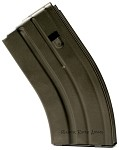 C Products Defense 7.62x39 20rd Magazine Black-T Finish