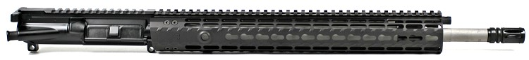 6.5 Grendel L.P.R.D.I. Rifle Length Match Grade Upper with A.P. Keymod Handguard